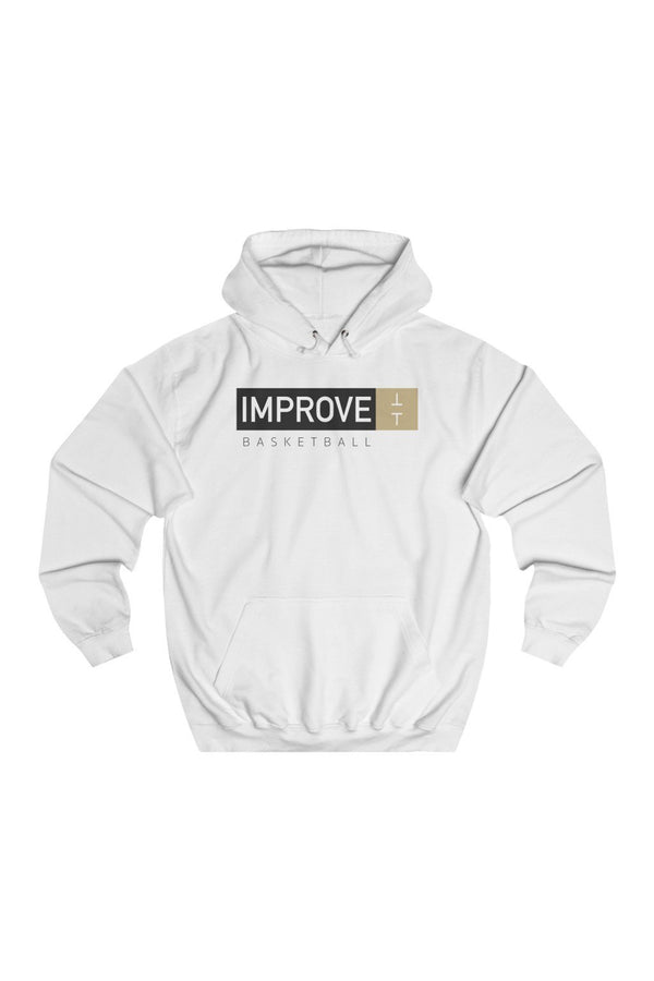 "Hoodie ""Improve Basketball"""