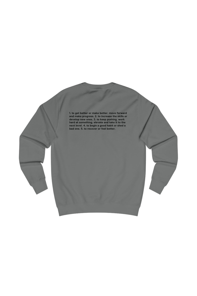 "Sweatshirt ""Dictionary"""