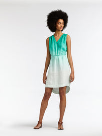Tie dye dress - Jolly Green