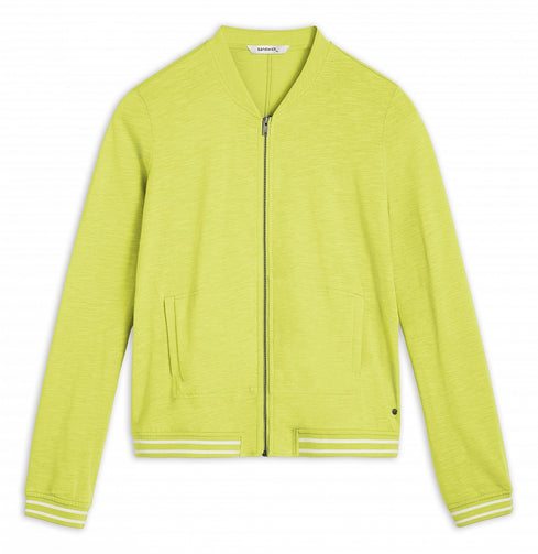 Bomber jacket -True Lime