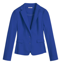 Tailored blazer -Signal Blue