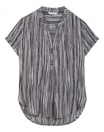 Striped blouse - Anthra