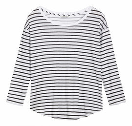 Striped long sleeve - Iron