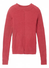 Chunky sweater  -Intense Pink