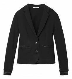 Two button blazer - Black