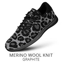 Merino Wool Knit Graphite