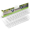 Stainless Steel Bird Spikes 3 metres Total Length - Anytime Garden©