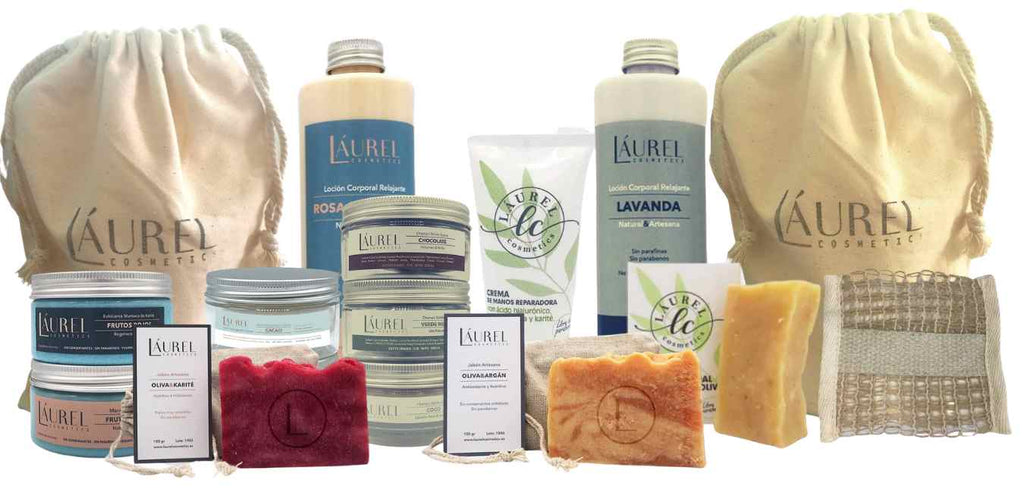 Varidad de productos naturales black friday
