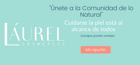 inscribirse a Láurel Cosmetics