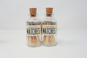 Made Market Wooden Safety Matches
