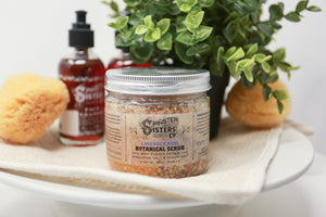 Spinster Sisters Lavender Scrub