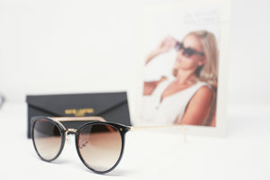 Santorini Black Sunnies