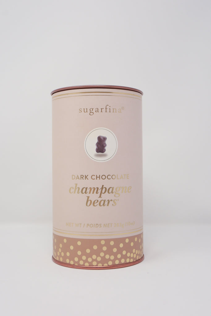 Sugarfina Dark Chocolate Champagne  Bears