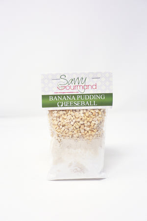 Savvy Gourmand Banana Pudding Cheeseball Mix