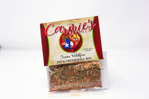 Carmie's Kitchen Texas Wildfire Dip