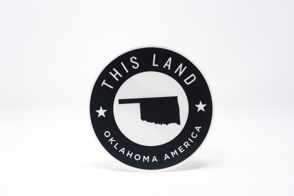 Oklahoma Decals