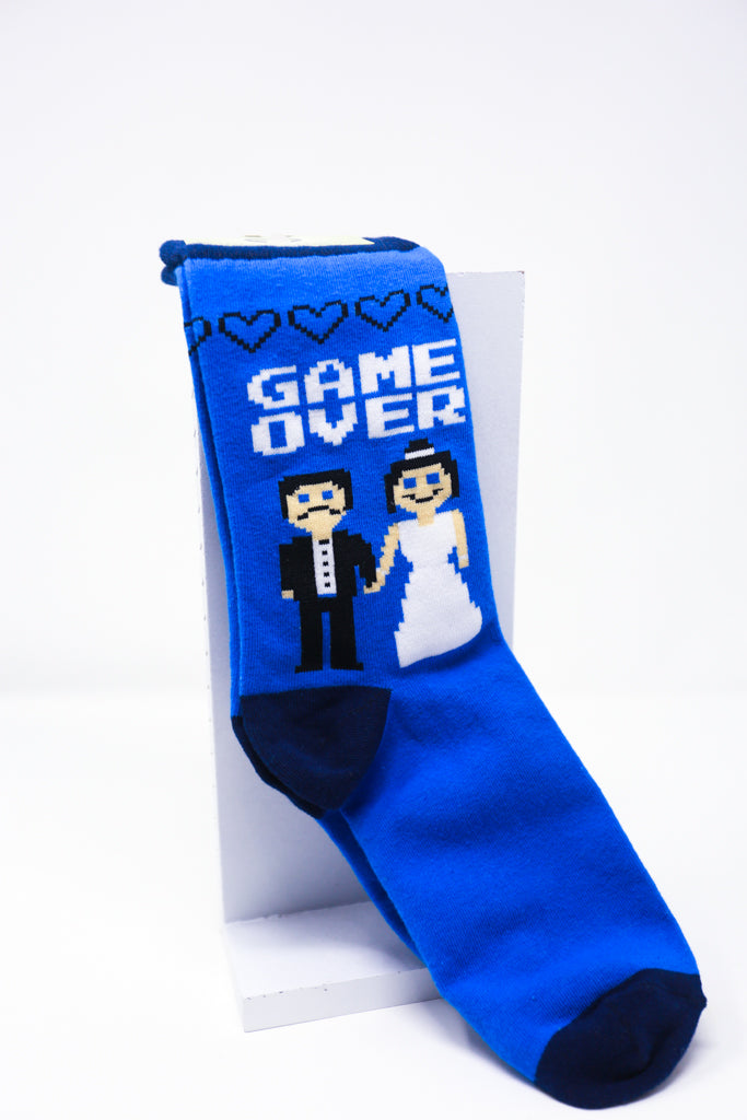 Game Over Socks