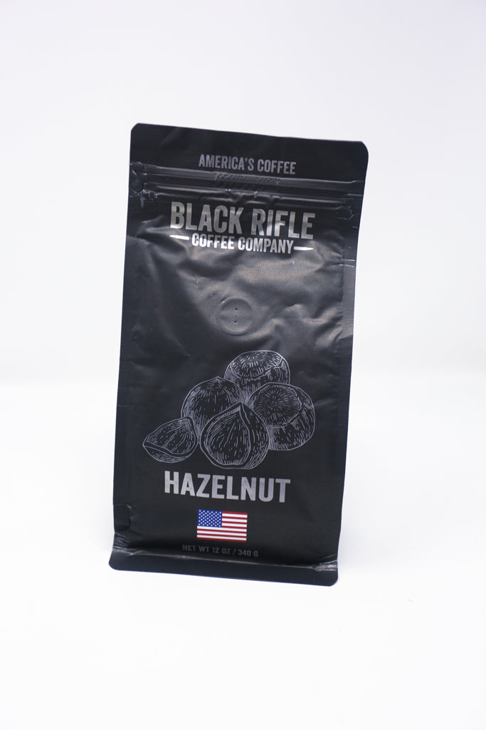 Hazelnut Coffee Roast, 12oz Bag
