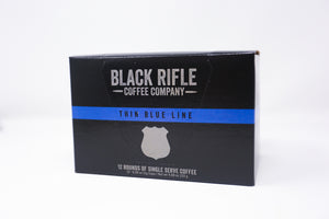 Thin Blue Line Rounds