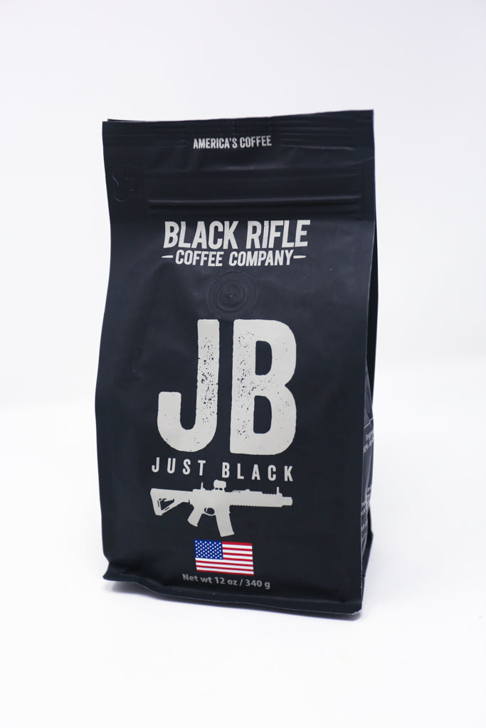 Just Black Roast, 12oz Bag