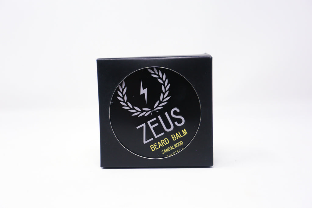 Zeus Beard Balm, Sandlwood