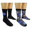 NASA 2-Pack Socks