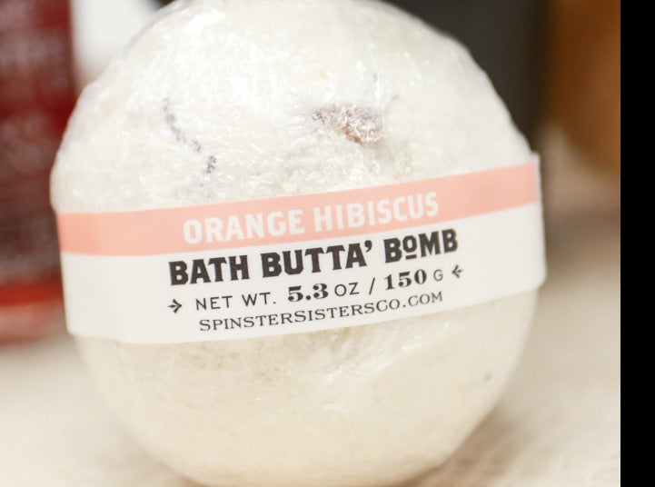 Spinster Sisters Bath Bomb