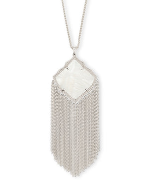 Kingston Long Pendant Necklace
