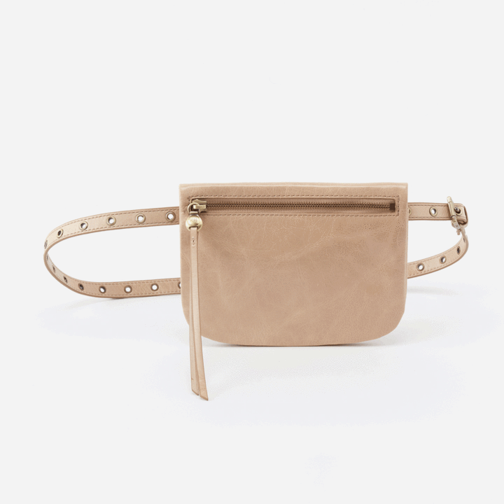 Saunter Belt Bag- Parchment