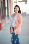 Kinsley Cardigan (Apricot)