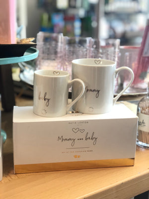 Mug Set | Mommy and Baby