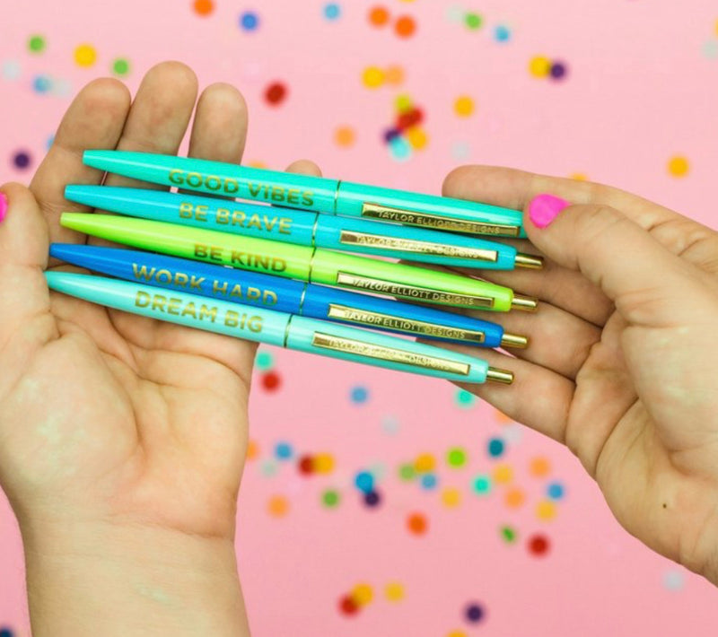 Positive Pen Gift Set