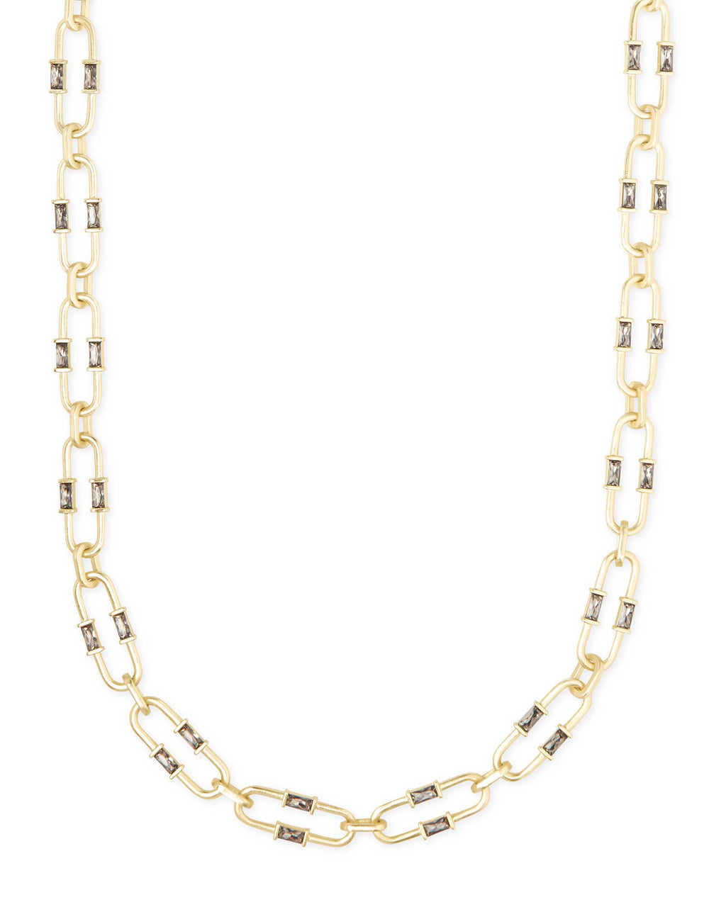 Gage Oval LInk Necklace