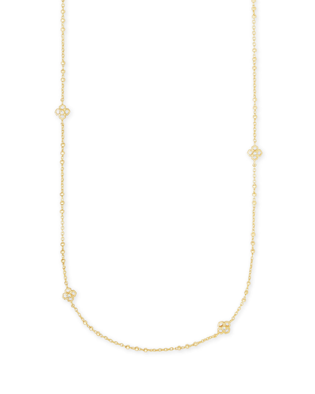 Rue Long Strand Necklace