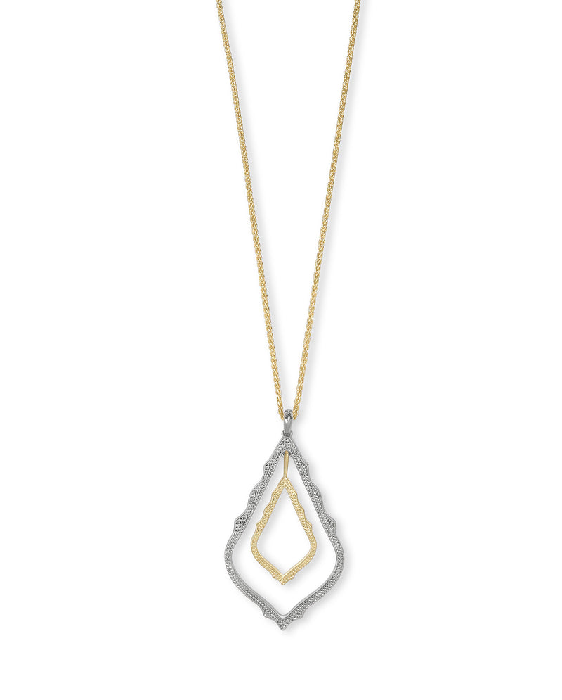 Simon Long Pendant Necklace