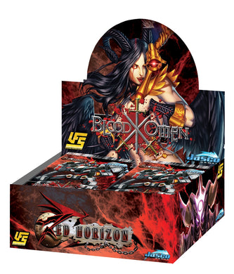 UFS: Red Horizon: Blood Omen Booster Box - The Upper Hand