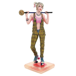 Harley Quinn Birds of Prey Gallery Figurine - The Upper Hand
