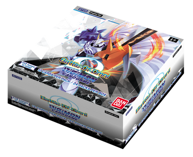 Digimon - Battle of Omni Booster Box - The Upper HAnd