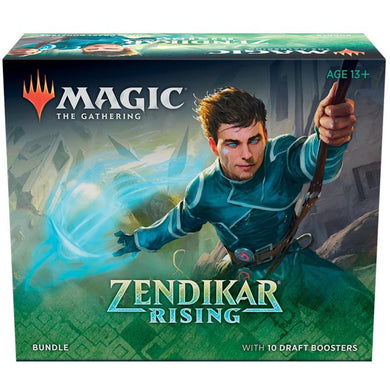 Zendikar Rising Bundle - The Upper Hand