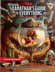 Dungeons and Dragons Xanathar's Guide to Everything