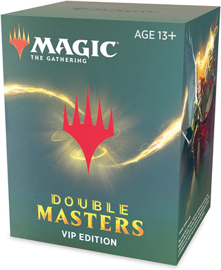 Magic The Gathering Double Masters VIP Edition Booster Box - The Upper Hand