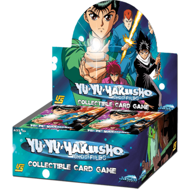 UFS Set 33: Yu Yu Hakusho Booster Box - The Upper Hand