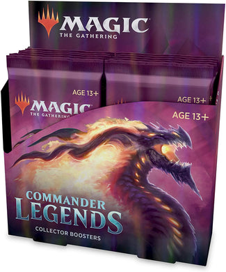 Magic: The Gathering - Commander Legends Collector Booster - the upper hand