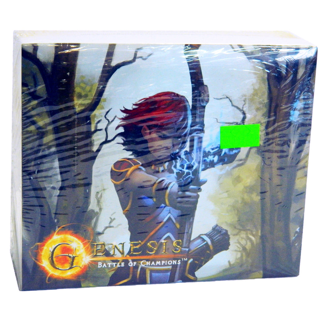 Genesis Battle Of Champions Welcome to Jaelara - Booster Box - The Upper Hand