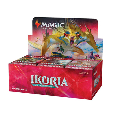 Magic the Gathering Ikoria Lair of Behemoths Booster Box - The Upper Hand