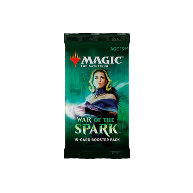 Magic the Gathering War of the Spark Booster Pack - The Upper Hand