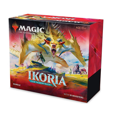 Magic the Gathering Ikoria Lair of Behemoths Bundle Box - The Upper Hand