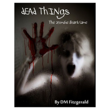 Load image into Gallery viewer, Dead Things: The Zombie Board Game