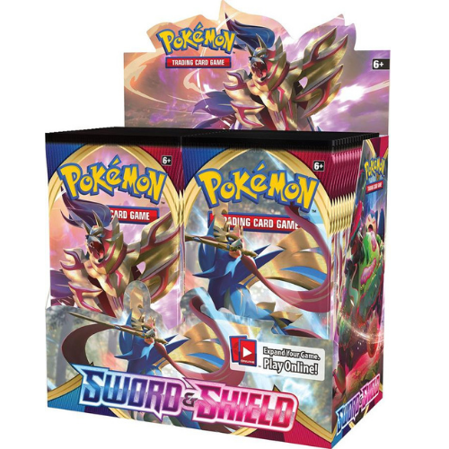 POKEMON - SWORD AND SHIELD BUILD & BATTLE KIT - The Upper Hand