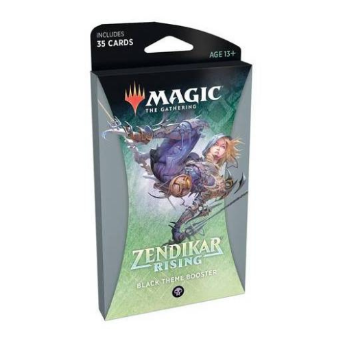 Zendikar Rising Black Theme Booster - The Upper Hand